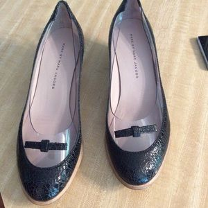 NWOB Marc by Marc Jacobs Leather Heels 1HR SALE
